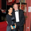 Salma Hayek: attend the closing ceremony dinner during the 38th Deauville American Film Festival