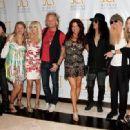 Slash's birthday party