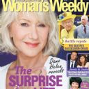 Helen Mirren - Woman's Weekly Magazine Cover [New Zealand] (28 August 2017)
