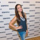 YouTube Celebrity Bethany 'Macbarbie07' Mota attends an exclusive meet & greet at the Woodfield mall Aeropostale on August 27, 2013 in Chicago, Illinois