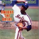 Dwight Gooden - Sports Illustrated Magazine Cover [United States] (2 September 1985)