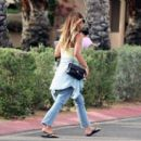 Audrina Patridge – 'The Hills New Beginnings' filming in La Quinta