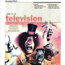 Madagascar 3: Europe's Most Wanted - Television Magazine Cover [Cyprus] (23 June 2013)