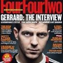 Steven Gerrard - Four Four Two Magazine [United Kingdom] (December 2009)