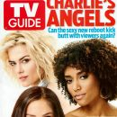 Annie Ilonzeh, Rachael Taylor, Minka Kelly - TV Guide Magazine Cover [United States] (26 September 2011)