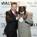 Wade Martin's premiere of music videos by Flavor Flav  at STK at The Cosmopolitan of Las Vegas on September 1, 2015 in Las Vegas, Nevada - 454 x 560
