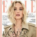 Jennifer Lawrence for Elle Australia Magazine (October 2018)
