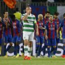 Barcelona 7-0 Celtic: Holy Trinity of Lionel Messi, Neymar and Luis Suarez leave Hoops praying for the end in Champions League opener at Nou Camp - 454 x 311