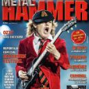 Angus Young - Metal&Hammer Magazine Cover [Spain] (June 2016)