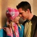 Jason Dohring and Jessy Schram