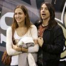 Anthony Kiedis and Nika (Model) - 300 x 419