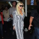 Jessica Simpson is seen as she arrives to Los Angeles Int'l Airport from NYC Friday September 11,2015 - 442 x 600