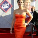 "Paula Patton - ""Swing Vote"" World Premiere In Hollywood, 24/07/08"