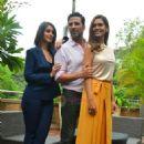 Ileana D'Cruz, Akshay Kumar, Esha Gupta at