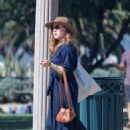 Amy Adams – Shopping in Sant Monica