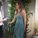 Jojo Fletcher – on the Set of 'The Bachelorette' in Palm Springs