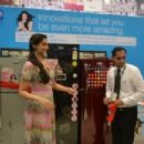 Sonam Kapoor launched the new line of Electrolux