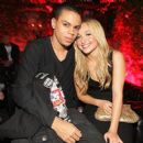 Hayden Panettiere and Evan Ross
