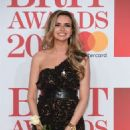 Nadine Coyle – 2018 Brit Awards in London - 454 x 681