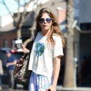 Selma Blair on coffee run in Los Angeles - 454 x 843