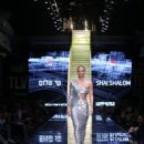 Bar Refaeli Opening Show During Gindi Tlv Fashion Week 2015 In Tel Aviv