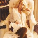 Jessica Simpson Lucky Magazine December 2011