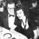 Howard Duff and Ava Gardner