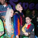 Katy Perry – Moschino Candy Crush Desert Party in Corona Yacht Club at Coachella