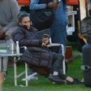 Jessica Alba – On the set of 'L.A's Finest' in Los Angeles