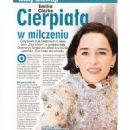 Emilia Clarke - Swiat Seriali Magazine Pictorial [Poland] (29 April 2019)