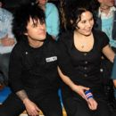Adrienne Armstrong (III) and Billie Joe Armstrong - 405 x 600