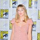 Melissa Benoist-  2019 Comic-Con International - 'Supergirl' Photo Call - 400 x 600