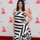 Laura Pausini- The 17th Annual Latin Grammy Awards- Red Carpet - 357 x 600