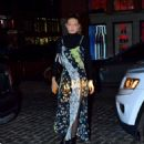 Gigi Hadid – Out for a dinner party in NY