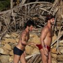 Marc Jacobs and Lorenzo Martone