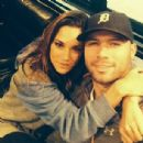 Jana Kramer and Mike Caussin - 306 x 306