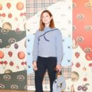 Bonnie Wright – Burberry x Elle Celebrate Personal Style with Julien Boudet in LA - 454 x 567