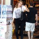Rachael Taylor – Leaving a Liquor Store in Hollywood - 454 x 553