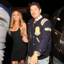 Mariah Carey in Tight Mini Dress – Out in Beverly Hills