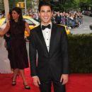 Darren Criss' Handsome at 2012 Met Gala