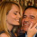 Carlos Saul Menem and Cecilia Bolocco - 454 x 340