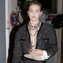 Gigi Hadid – Leaving the Chanel after show in Paris