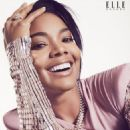 Gabrielle Union - Elle Magazine Pictorial [Canada] (March 2018) - 454 x 568