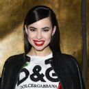 Sofia Carson at Dolce and Gabbana Store Party in Los Angeles - 454 x 599