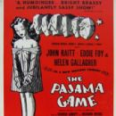 John Raitt Original 1954 Broadway Cast and The 1957 Movie Cast - 299 x 470
