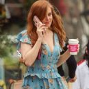 Isla Fisher – Out in Los Angeles 03/05/2019