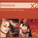 Anastacia X2  - Not That Kind / Freak Of Nature