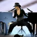 Alicia Keys At The 61st Annual Grammy Awards - Show - 454 x 308
