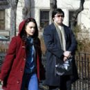 Lindsay Lohan and Jared Leto - Chapter 27 Press Stills
