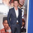 "Patrick Schwarzenegger at New York premiere of ""Grown Ups 2"" (July 10)"